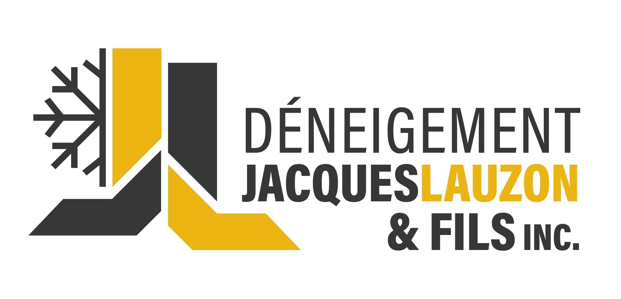 Logo déneigement Jacques Lauzon et fils